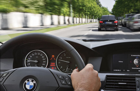 Active Cruise Control (BMW)